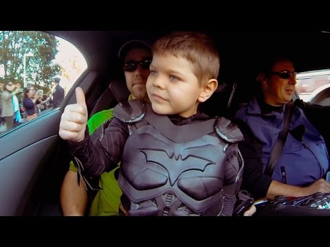 First Trailer Released for Batkid Begins  A Documentary About Miles Scott  s MakeAWish Adventures in San