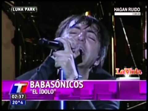 Babasonicos - Luna Park (diciembre 2011) (видео)