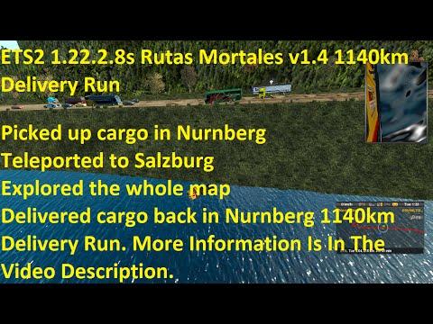 Rutas Mortales v1.4 1.22