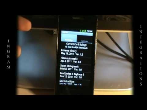 Video of Yugi Net
