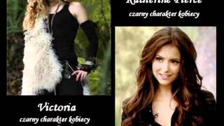 Zmierzch VS Pamiętniki Wampirów (Twilight VS Vampire Diaries)