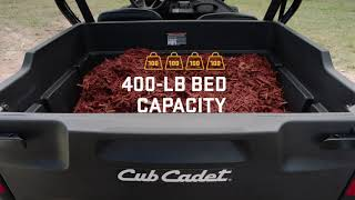 1. Cub Cadet Challenger Series | New 400 4x4 Utility Vehicle