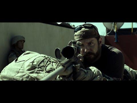 american sniper - trailer italiano