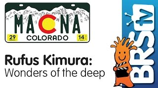 Wonders of the Deep by Rufus Kimura | MACNA 2014