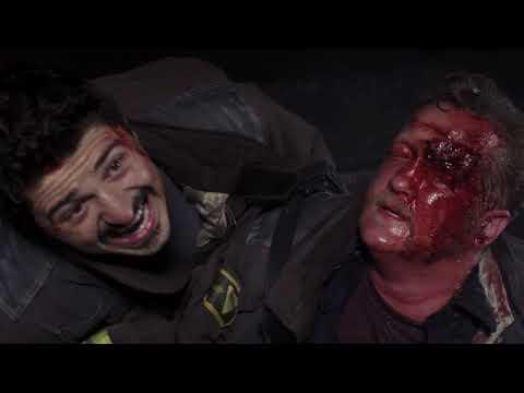 Chicago Fire - Otis; Officer Down