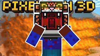 EPIC TIGER MELEE WEAPON! | Pixel Gun 3D