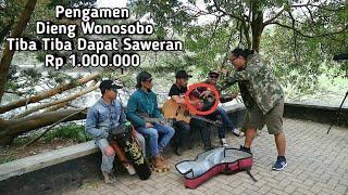 Video Gugup Dan Shock Disawer Rp 1.000.000 Jt Pengamen Dieng Wonosobo - Part #1 Dari ( Team Sawer Rp1 Jt ) MP3, 3GP, MP4, WEBM, AVI, FLV Agustus 2018