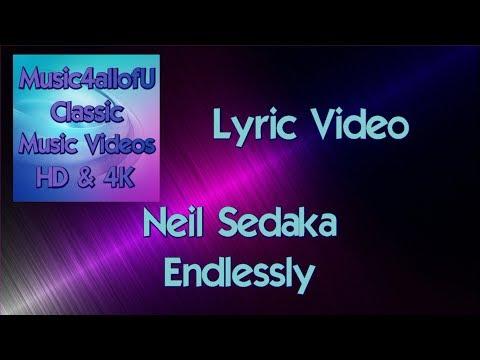Tekst piosenki Neil Sedaka - Endlessly po polsku