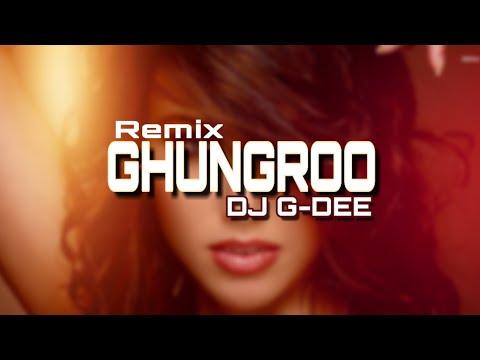 Ghungroo Remix (DJ G-DEE) | WAR | Arijit Singh |Tiger Shroff | Hrithik Roshan | Vaani Kapoor