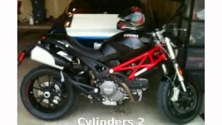 10. 2013 Ducati Monster 796 - Specs