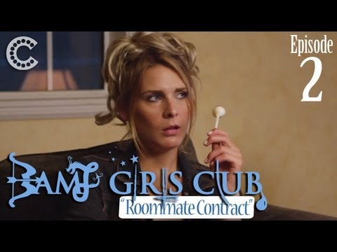 bamf - The BAMF girls debate a roommate agreement. Help us make more! http://kck.st/QCxsWJ Don't miss a single giggle! Subscribe: http://bit.ly/subscribecomediva Fo...