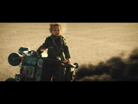 This dad made Mad Max-style cars for his kids, and now here's his trailer for Mad Max Junior!
