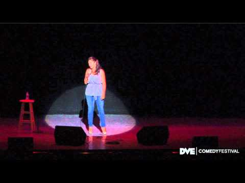DVE Comedy Festival - Tammy Pescatelli - Ruining Children