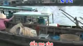Karaoke THANH CA VC CON SE VE THAM ME (DAY DAO)
