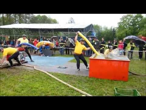 SDH Chýnov B - okrsková soutěž Dolní Hořice 11.5.2013 - N