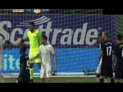 Liverpool VS Roma 1 2 HighLight HD GOAL  August 2016