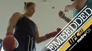 UFC EMBEDDED 193 Ep3