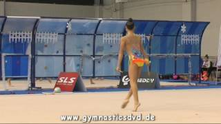 Tatiana Volojanina (BUL) - A2003 01 - Winter-Cup Sofia 2016Order VideoDVDs: http://www.voltigierdvd.de/shop/pi.php/Academic-Winter-Cup-Sofia-2016.htmlMore Videos and DVDs at http://www.gymnasticsdvd.deSubscribe my Channel: http://www.youtube.com/subscription_center?add_user=voltigierclipsRhythmic Gymnastics Academic Winter Cup Sofia 2016