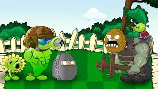 Video Plants Vs Zombies GW Animation  - Episode 11 - Gatling Pea vs Gargantuar MP3, 3GP, MP4, WEBM, AVI, FLV September 2019