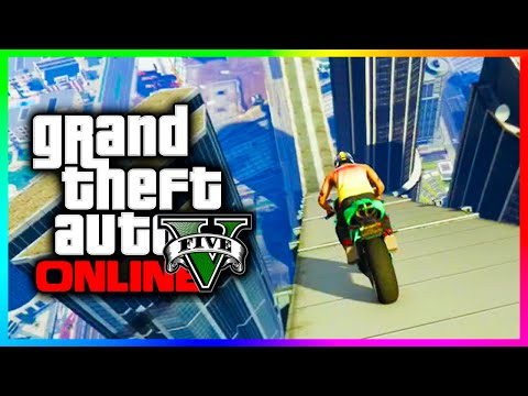 high - GTA 5 Online - 1000 FOOT HIGH DROP!!! GTA Online PS4 Funny Moments Gameplay! (GTA V) - The Squad Tackles This Intense HIGH DIVE DROP In GTA 5 Online! ▻ Please Leave A Like ...
