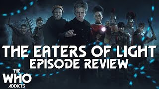 Matthew, Liv and Jacob review the penultimate Series 10 story from classic who writer Rona Munro!