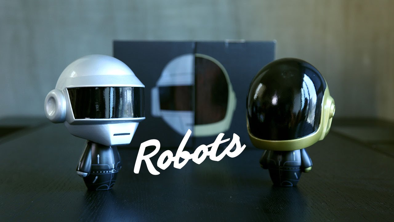 BAIT Robots by Kidokyo!