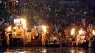 Haridwar India  City pictures : Ganga Aarti at Har-Ki-Pauri (Haridwar) - Incredible India!!
