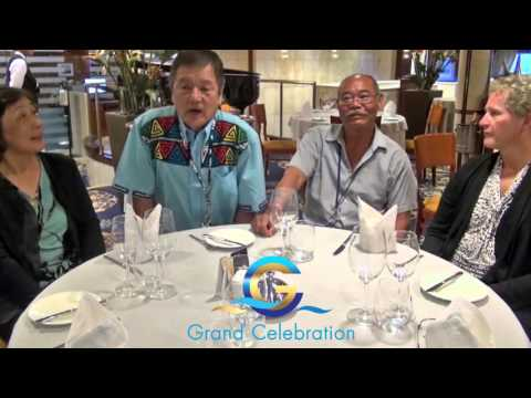 Guests from Japan Grand Celebration Testimonial