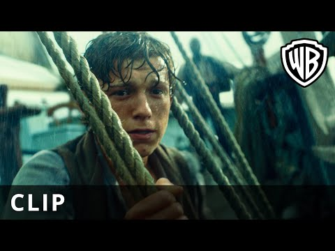 In the Heart of the Sea (Trailer 'Young Nickerson's Story')