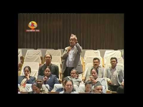 प्रधानमन्त्रीमाथि अमरेश सिंहको विवादित बयान