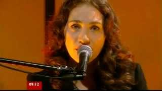 Regina Spektor Small Town Moon BBC Breakfast 2012