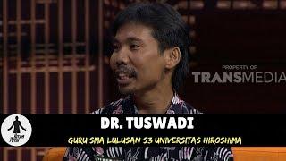 Video KISAH HARU DIBALIK KESUKSESAN DR  TUSWADI | HITAM PUTIH (14/05/18) 2-4 MP3, 3GP, MP4, WEBM, AVI, FLV Mei 2018