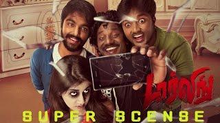 Darling  2015    Super Scenes   G  V  Prakash Kumar   Nikki Galrani   Karunas   Bala