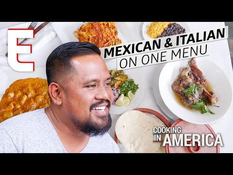 Both Pasta and Tacos on One Menu by Italian-Trained Chef From Mexico – Cooking in America