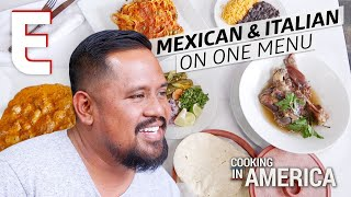 Both Pasta and Tacos on One Menu by Italian-Trained Chef From Mexico – Cooking in America by Eater