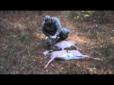 11 4 13 Black powder deer, toggle use and Johns rant