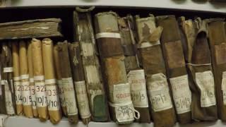 Dr Jen Novotny on the University Archives and the Battle of Jutland