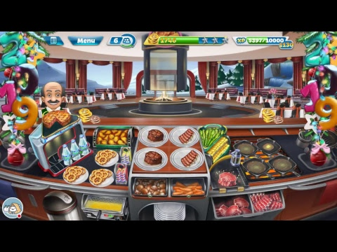 Cooking Fever Level 40th Of Each Restaurant 20181216