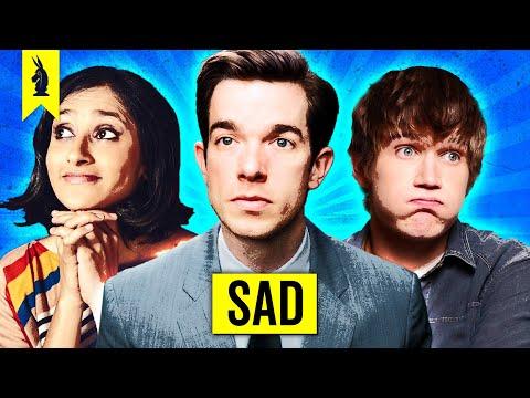 How Comedy Got Depressed