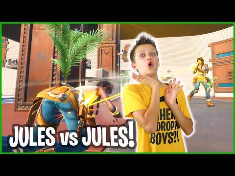 JULES vs JULES!