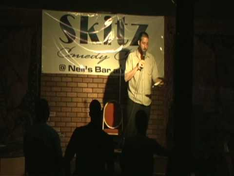 Stephen Kline Funniest Person in Memphis 2009 1st Runner Up