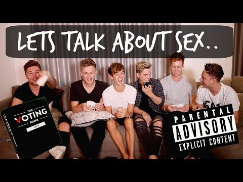 LETS TALK ABOUT SEX.. (видео)