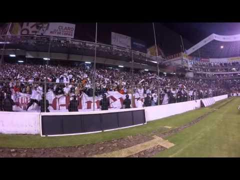Liga Deportiva Universitaria 2 vs San Lorenzo 0  (MixDeBarras) Copa Libertadores - Muerte Blanca - LDU