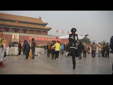 lilbuck - A twenty minute documentary by Ole Schell about the life of Lil Buck the dancer and his trip to perform in Beijing with Yo-Yo Ma and Meryl Streep as part of ...