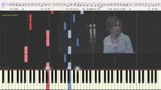 Удержи мое сердце - Лорак Ани (Ноты и Видеоурок для фортепиано) (piano cover)