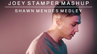 download lagu download musik download mp3 Shawn Mendes Medley (There's Nothing Holdin' Me Back // Mercy) | Joey Stamper