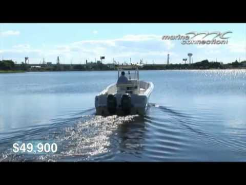 2660 - Marine Connection Boat Sales is pleased to offer a 2006 Sailfish 2660 Center Console (HIN #YSIM0088G506) with Twin Yamaha F150 4-Stroke Outboards (serial #63...
