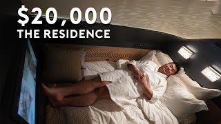 Video The 20,000 Residence on Etihad A380 MP3, 3GP, MP4, WEBM, AVI, FLV Juli 2019
