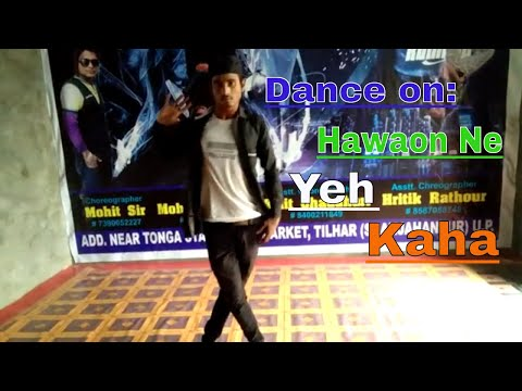 Video dance on: Hawaon Ne Yeh Kaha | Udit Narayan | Aap Mujhe Achche Lagne Lage download in MP3, 3GP, MP4, WEBM, AVI, FLV January 2017
