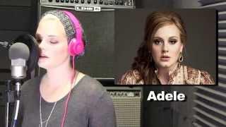 Cantores que imitam várias vozes do pop fazem sucesso no Youtube
